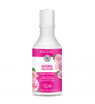 Inoar Rosa Imperial Conditioner Kondicionierius nepaklusniems plaukams, 250ml | inbeauty.lt