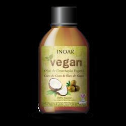 Vegan Oil Veganiškas aliejus plaukams su augaliniais ekstraktais, 150 ml