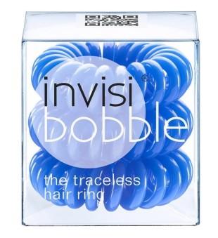 Invisibobble Navy Blue Plaukų gumytė mėlyna, 1vnt | inbeauty.lt