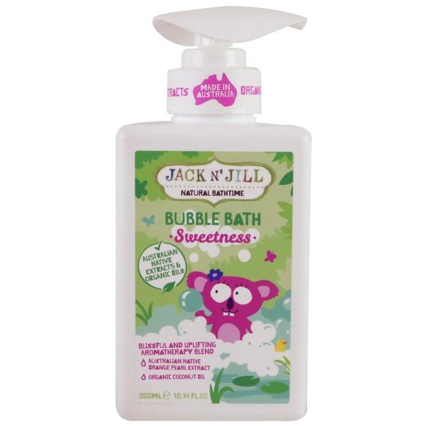 Sweetness Bubble Bath Hipoalerginės vonios putos, 300ml