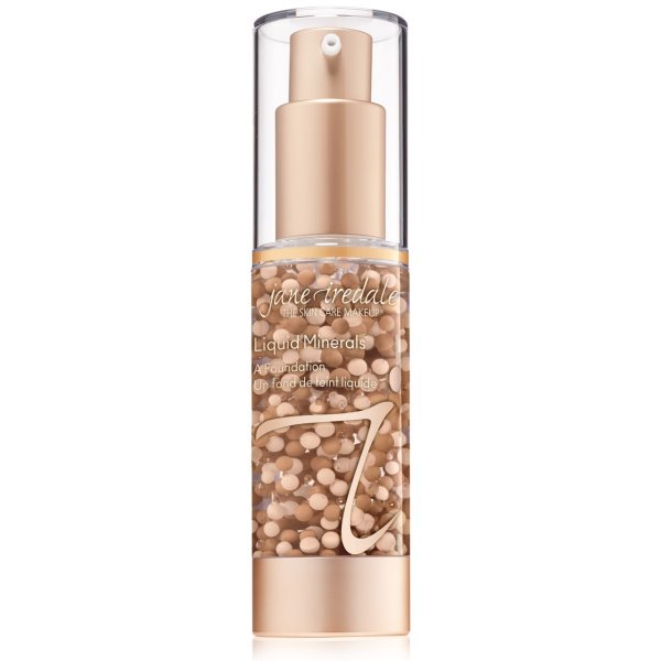 Liquid Minerals A Foundation Skystas mineralinis makiažo pagrindas, 30 ml