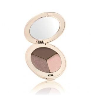 jane iredale Purepressed Eye Shadow Triple Trijų spalvų akių šėšėliai, 2,8g | inbeauty.lt