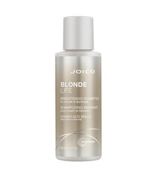 Joico Blonde Life Brightening Shampoo Šampūnas šviesiems plaukams, 50ml   inbeauty.lt
