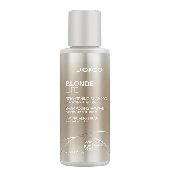 Blonde Life Brightening Shampoo Šampūnas šviesiems plaukams, 50ml
