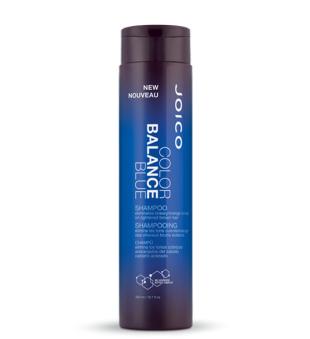 Joico Color Balance Blue Shampoo Plaukų spalvą balansuojantis šampūnas, 300ml | inbeauty.lt