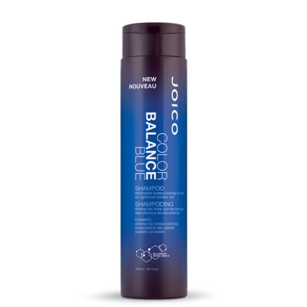 Color Balance Blue Shampoo Plaukų spalvą balansuojantis šampūnas, 300ml