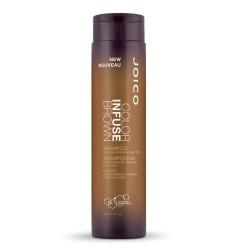 Color Infuse Brown Shampoo Spalvą atgaivinantis šampūnas brunetėms, 300ml