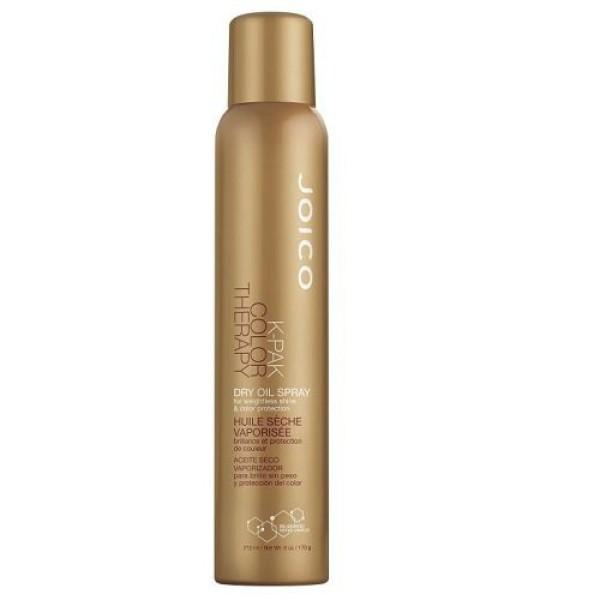Color Therapy Dry Oil Spray Purškiamas plaukų blizgesys, 212ml