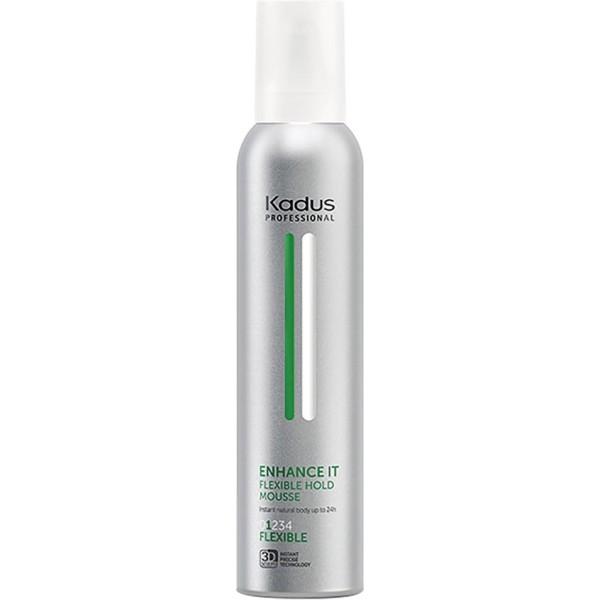 Enhance It Flexible Hold Mousse Lanksčios fiksacijos plaukų putos, 250ml