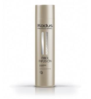 Kadus Fiber Infusion Shampoo Intensyvus atkuriamasis šampūnas, 250ml | inbeauty.lt