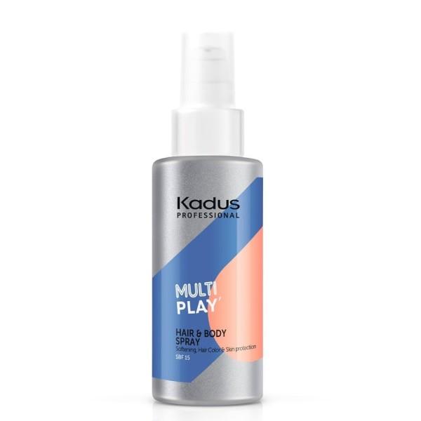 Multi Play Hair & Body Spray Kūno ir plaukų purškiklis, 100ml