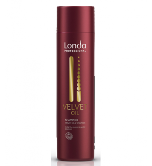 Kadus Velvet Oil Shampoo Švelniai valantis šampūnas, 250ml | inbeauty.lt