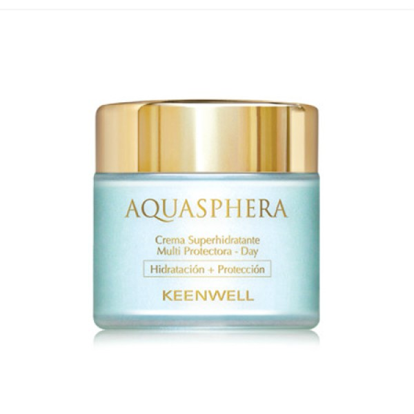 Aquasphera Multi Protection Day Cream Drėkinamasis dieninis veido kremas, 80ml