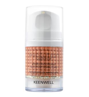 Keenwell Evolution Sphere Hydro Antioxidant Cream Drėkinamasis apsauginis veido kremas, 50ml | inbeauty.lt
