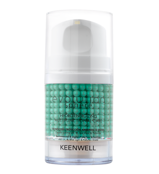 Keenwell Evolution Sphere Hydro Energizing Cream Drėkinamasis-energizuojantis veido kremas, 50ml | inbeauty.lt
