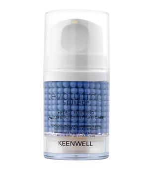 Keenwell Evolution Sphere Hydro Renewing Cream Drėkinamasis-atkuriamasis veido kremas, 50ml | inbeauty.lt