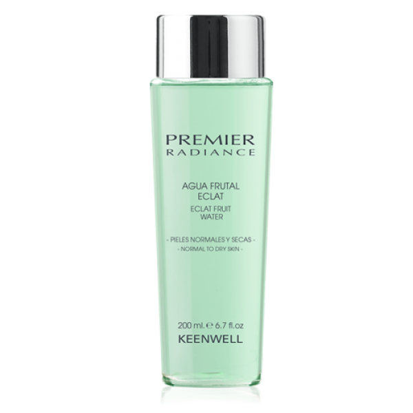 Premier Basic Eclat Fruit Water Tonizuojantis losjonas veidui su vaisių ekstraktu, 200ml