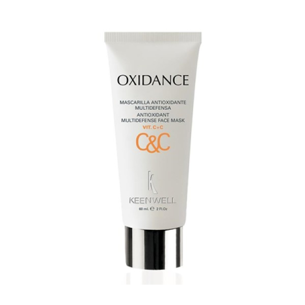 Oxidance Antioxidant Multidefence Mask Veido kaukė su vitaminu C, 60ml