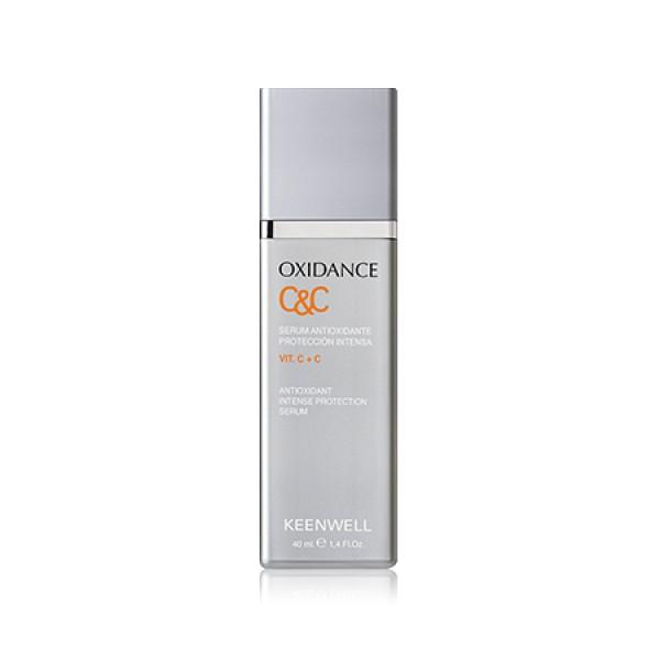 Oxidance Antioxidant Intense Protection Serum Veido serumas su vitaminu C, 40ml