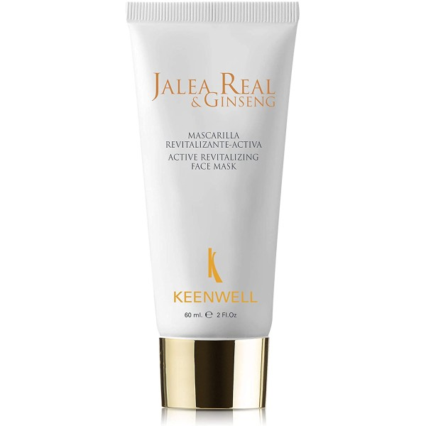 Royal Jelly Active Revitalizing Face Mask Intensyviai gaivinanti veido kaukė, 60ml