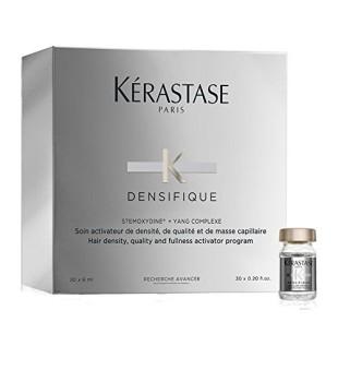 Kerastase Densifique Hair Density Activator Program Apimties suteikiančios ampulės plaukams, 30x6ml   inbeauty.lt
