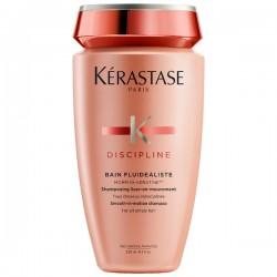 Discipline Bain Fluidealiste Šampūnas nepaklusniems, gyvybingumą praradusiems plaukams, 250ml