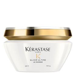 Elixir Ultime Le Masque Žvilgesio suteikianti plaukų kaukė, 200 ml