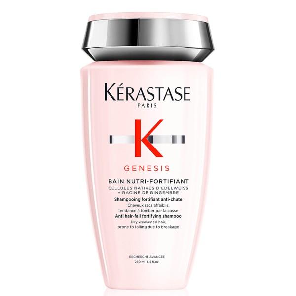 Genesis Bain Nutri-Fortifiant Stiprinamasis šampūnas sausiems plaukams, 250ml