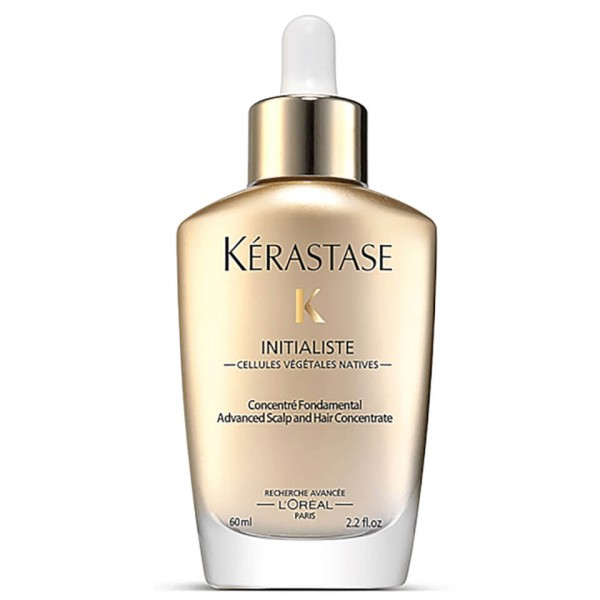 Initialiste Scalp & Hair Concentrate Stiprinamasis plaukų serumas, 60ml