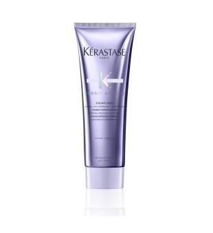 Kerastase Blond Absolu Cicaflash Intensyvaus poveikio stiprinamoji priemonė šviesintiems plaukams, 200ml | inbeauty.lt