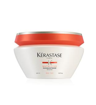 Kerastase Nutritive Masquintense Irisome Intensyviai maitinanti kaukė sausiems, storiems plaukams, 200 ml | inbeauty.lt