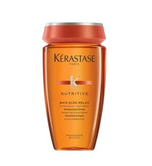 Kerastase Nutritive Bain Oléo-Relax Glotninamasis šampūnas, 250ml | inbeauty.lt