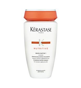 Kerastase Nutritive Bain Satin 1 Maitinamasis šampūnas, 250ml | inbeauty.lt
