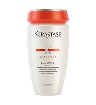 Kerastase Nutritive Bain Satin 2 Maitinamasis šampūnas, 250ml   inbeauty.lt