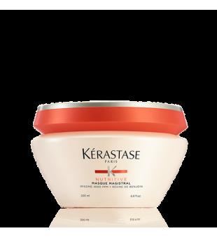 Kerastase Nutritive Masque Magistral Kaukė itin sausiems plaukams, 200ml | inbeauty.lt