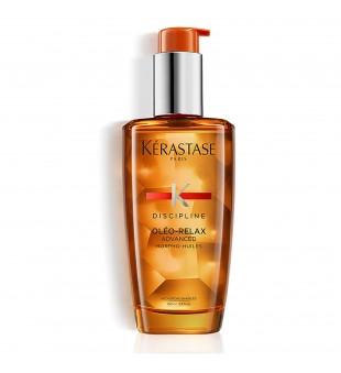 Kerastase Discipline Oleo-Relax Advanced Glotninamasis plaukų aliejus, 100ml | inbeauty.lt