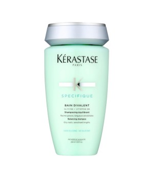 Kerastase Specifique Bain Divalent Šampūnas riebiems plaukams, 250ml | inbeauty.lt