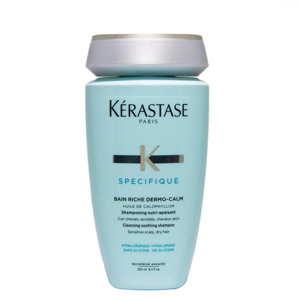 Specifique Bain Riche Dermo-Calm Raminantis šampūnas, 250ml