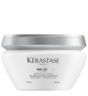 Kerastase Specifique Masque Hydra-Apaisant Atkuriamoji gelinė plaukų kaukė, 200ml | inbeauty.lt