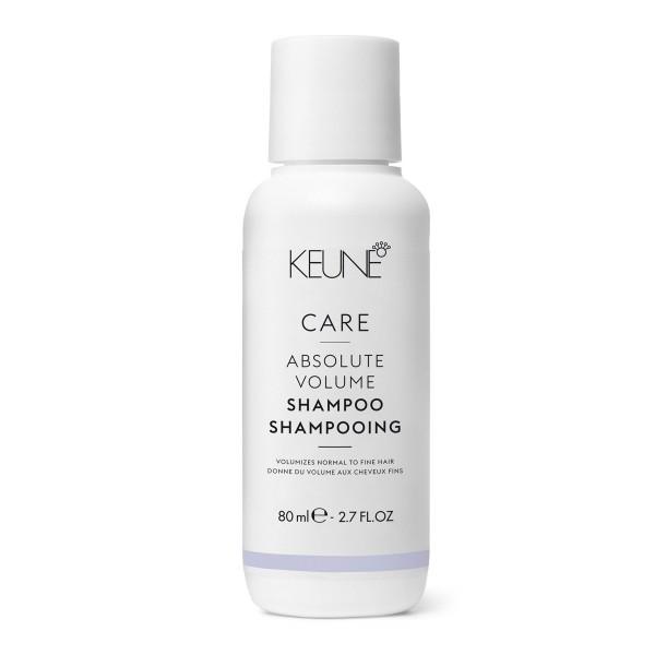 Care Line ABSOLUTE VOLUME Šampūnas, didinantis plaukų apimtį, 80 ml