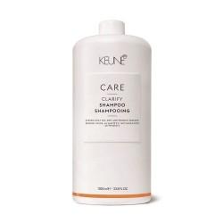 Care Line CLARIFY Šampūnas giluminiam plauko valymui, 1000 ml