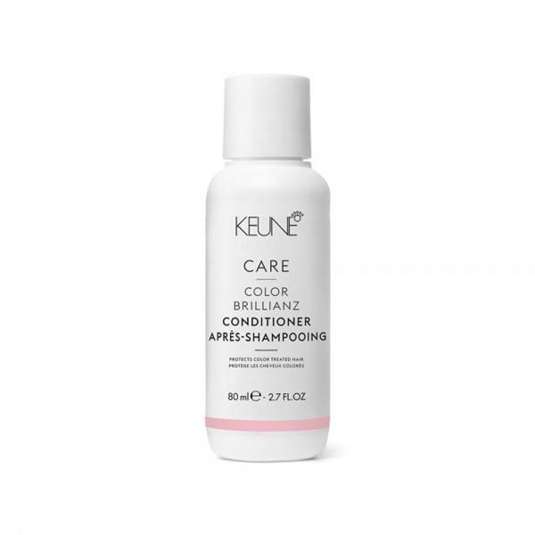 Care Line COLOR BRILLIANZ Kondicionierius plaukų spalvos apsaugai, 80 ml