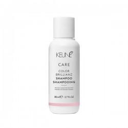 Care Line COLOR BRILLIANZ Šampūnas plaukų spalvos apsaugai, 80 ml