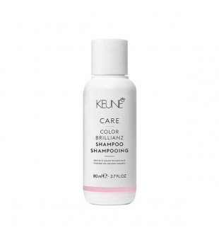 Keune Care Line COLOR BRILLIANZ Šampūnas plaukų spalvos apsaugai, 80 ml | inbeauty.lt