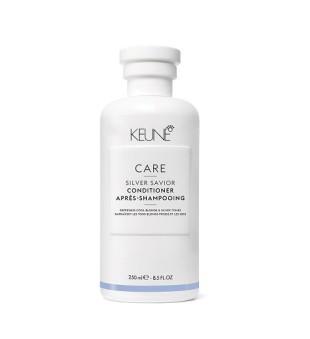 Keune Care Line SILVER SAVIOR Kondicionierius sidabriniams atspalviams puoselėti, 250 ml | inbeauty.lt
