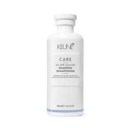Care Line SILVER SAVIOR Šampūnas sidabriniams atspalviams puoselėti, 300 ml