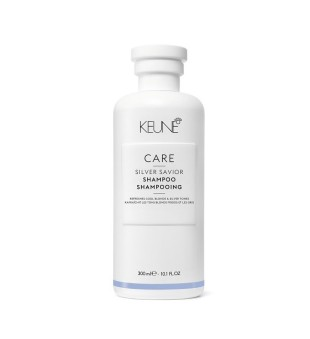 Keune Care Line SILVER SAVIOR Šampūnas sidabriniams atspalviams puoselėti, 300 ml | inbeauty.lt