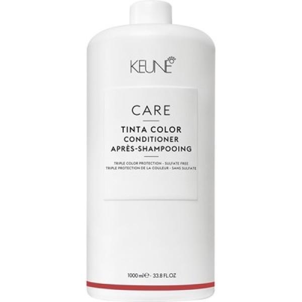 Care Line TINTA COLOR Kondicionierius dažytų plaukų priežiūrai, 1000 ml