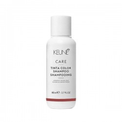 Care Line TINTA COLOR Šampūnas dažytų plaukų priežiūrai, 80 ml