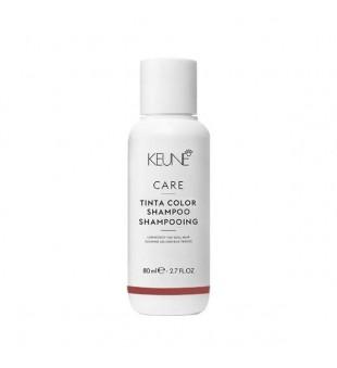 Keune Care Line TINTA COLOR Šampūnas dažytų plaukų priežiūrai, 80 ml | inbeauty.lt